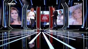 Sandrine Quétier dans 50 Minutes Inside - 14/03/15 - 04