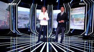 Sandrine Quétier dans 50 Minutes Inside - 14/03/15 - 05