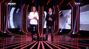 Sandrine Quétier dans 50 Minutes Inside - 14/03/15 - 06
