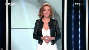 Sandrine Quétier dans 50 Minutes Inside - 21/03/15 - 02