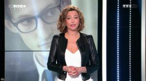 Sandrine Quétier dans 50 Minutes Inside - 21/03/15 - 04