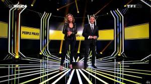 Sandrine Quétier dans 50 Minutes Inside - 23/05/15 - 02
