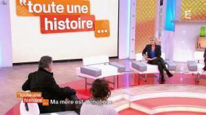 Sophie Davant dans Toute une Histoire - 02/03/15 - 01