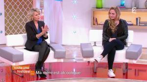 Sophie Davant dans Toute une Histoire - 02/03/15 - 02