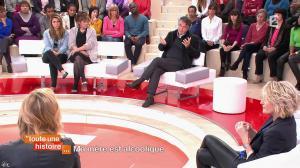 Sophie Davant dans Toute une Histoire - 02/03/15 - 06