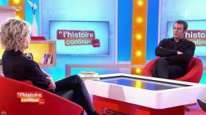 Sophie Davant dans Toute une Histoire - 02/03/15 - 08