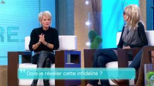 Sophie Davant dans Toute une Histoire - 07/02/11 - 04