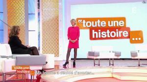 Sophie Davant dans Toute une Histoire - 12/03/15 - 01