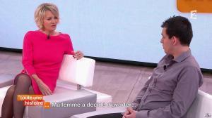 Sophie Davant dans Toute une Histoire - 12/03/15 - 03