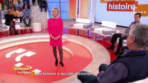 Sophie Davant dans Toute une Histoire - 12/03/15 - 05