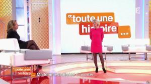 Sophie Davant dans Toute une Histoire - 12/03/15 - 06