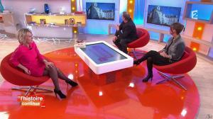 Sophie Davant dans Toute une Histoire - 12/03/15 - 07