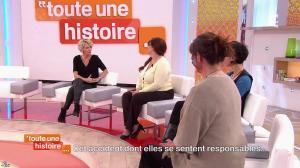 Sophie Davant dans Toute une Histoire - 16/04/15 - 01