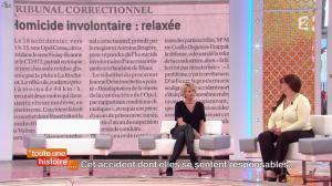 Sophie Davant dans Toute une Histoire - 16/04/15 - 03