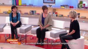Sophie Davant dans Toute une Histoire - 16/04/15 - 04
