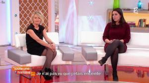 Sophie Davant dans Toute une Histoire - 17/03/15 - 02