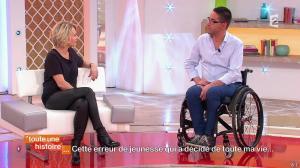 Sophie Davant dans Toute une Histoire - 19/03/15 - 01