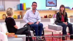 Sophie Davant dans Toute une Histoire - 19/03/15 - 04