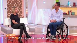 Sophie Davant dans Toute une Histoire - 19/03/15 - 07