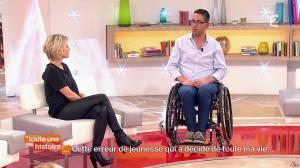Sophie Davant dans Toute une Histoire - 19/03/15 - 10