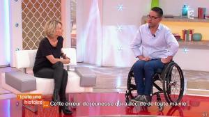 Sophie Davant dans Toute une Histoire - 19/03/15 - 12