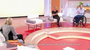 Sophie Davant dans Toute une Histoire - 19/03/15 - 13