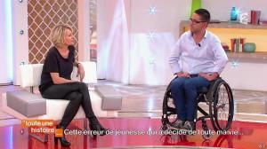Sophie Davant dans Toute une Histoire - 19/03/15 - 14