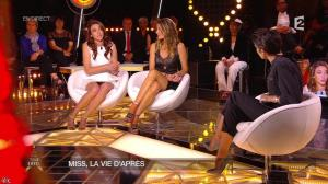Sophie Thalmann, Delphine Wespiser et Alessandra Sublet dans Un Soir à la Tour Eiffel - 15/04/15 - 06