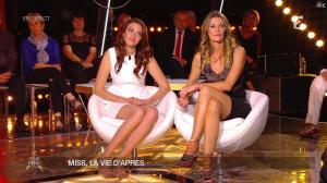 Sophie Thalmann et Delphine Wespiser dans Un Soir à la Tour Eiffel - 15/04/15 - 04