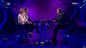 Sylvie Tellier dans Qui Veut Gagner des Millions - 27/03/15 - 01