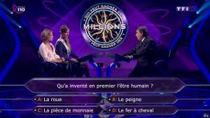 Sylvie Tellier dans Qui Veut Gagner des Millions - 27/03/15 - 02