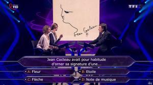 Sylvie Tellier dans Qui Veut Gagner des Millions - 27/03/15 - 03