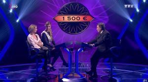 Sylvie Tellier dans Qui Veut Gagner des Millions - 27/03/15 - 04