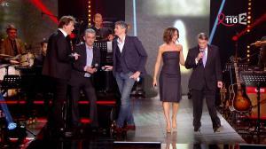Virginie Guilhaume dans la Télé Chante pour le Sidaction - 28/03/15 - 01