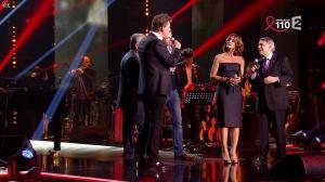 Virginie Guilhaume dans la Télé Chante pour le Sidaction - 28/03/15 - 03