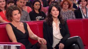 Zabou Breitman dans Vivement Dimanche - 12/04/15 - 02