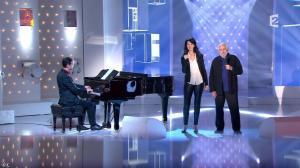 Zabou Breitman dans Vivement Dimanche - 12/04/15 - 05