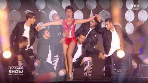 Alessandra Sublet dans le Grand Show d'Ouverture de l'Euro 2016 - 09/06/16 - 01