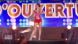 Alessandra Sublet dans le Grand Show d'Ouverture de l'Euro 2016 - 09/06/16 - 03