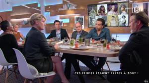 Anne-Elisabeth Lemoine dans C à Vous - 06/06/16 - 04