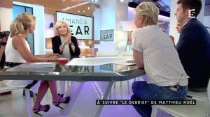 Anne-Sophie Lapix dans C à Vous - 13/05/16 - 17