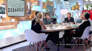 Anne-Sophie Lapix dans C à Vous - 27/05/16 - 06