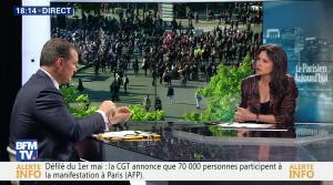 Apolline De Malherbe dans BFM Politique - 01/05/16 - 04