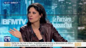 Apolline De Malherbe dans BFM Politique - 01/05/16 - 10