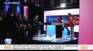 Apolline De Malherbe et Nathalie Schuck dans BFM Politique - 01/05/16 - 07
