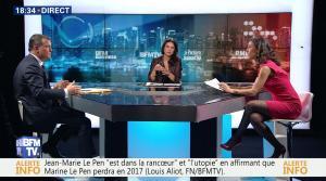 Apolline De Malherbe et Nathalie Schuck dans BFM Politique - 01/05/16 - 08