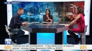 Apolline De Malherbe et Nathalie Schuck dans BFM Politique - 01/05/16 - 13