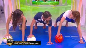 Ariane Brodier dans Touche pas à mon Sport - 02/03/16 - 03