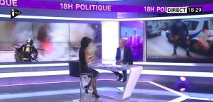 Audrey Pulvar dans 18h Politique - 22/05/16 - 07