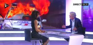 Audrey Pulvar dans 18h Politique - 22/05/16 - 08